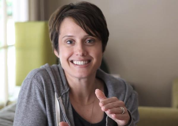 Leanna Creel, attrice che ha partecipato a Bayside School