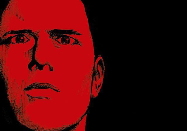 Un dettaglio della copertina di Mr. Nobody