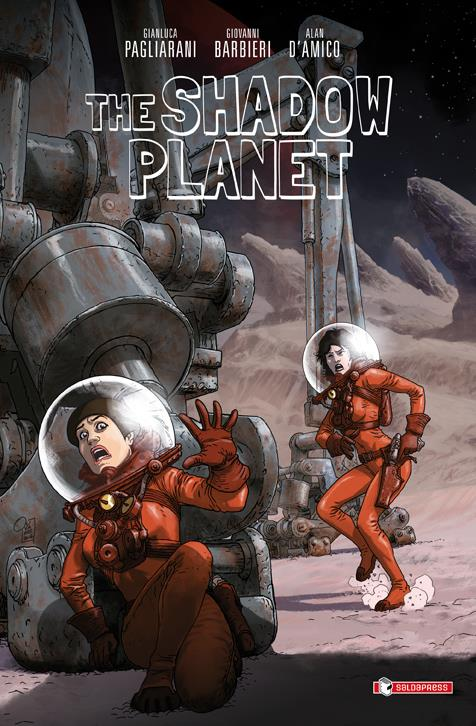 Hard Cover di The Shadow Planet