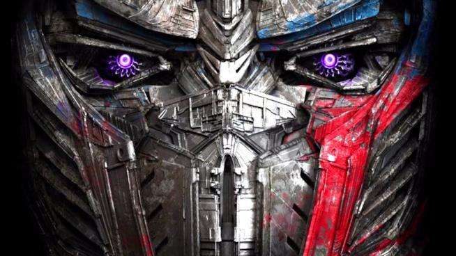 Transformers l'Ultimo Cavaliere, un'immagine di Optimus Prime