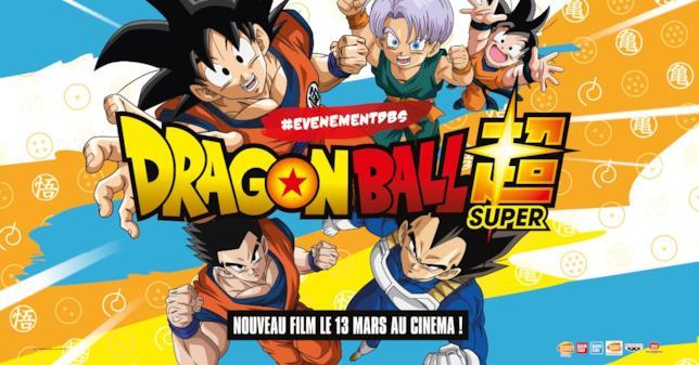 Immagine dell'evento che promuove il film di Dragon Ball