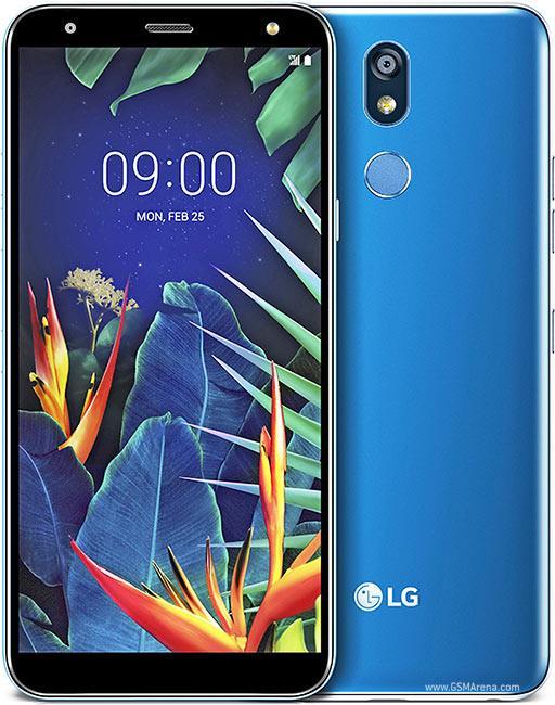 Immagine stampa di LG K40