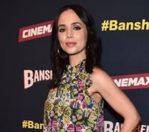 Eliza Dushku sul red carpet della serie TV Banshee - La Città del Male
