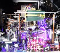 Il nuovo orologio atomico del NIST