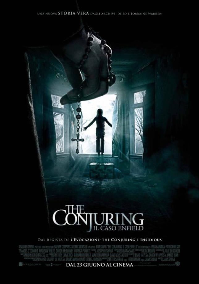The Conjuring 2 - Il Caso Enfield, nei cinema italiani dal 23 giugno 2016