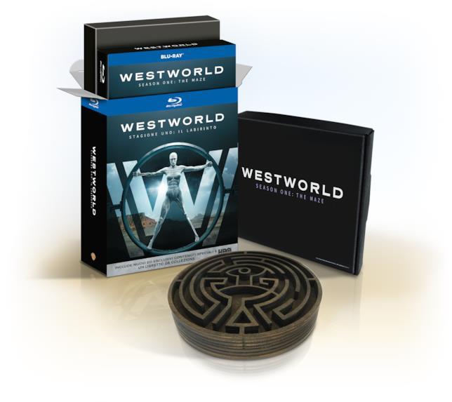 La Maze Edition della stagione 1 di Westworld