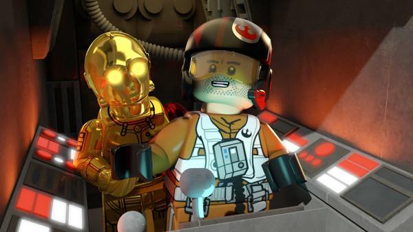 LEGO Star Wars: Il Risveglio della Forza arriva quest'estate