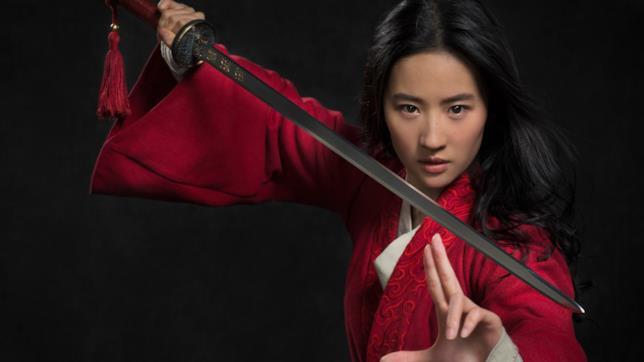Liu Yufei è l'interprete di Mulan