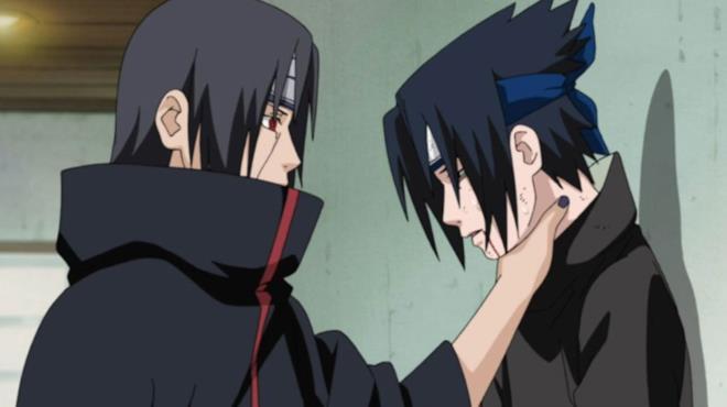 Sasuke Uchiha, personaggio dell'universo di Naruto