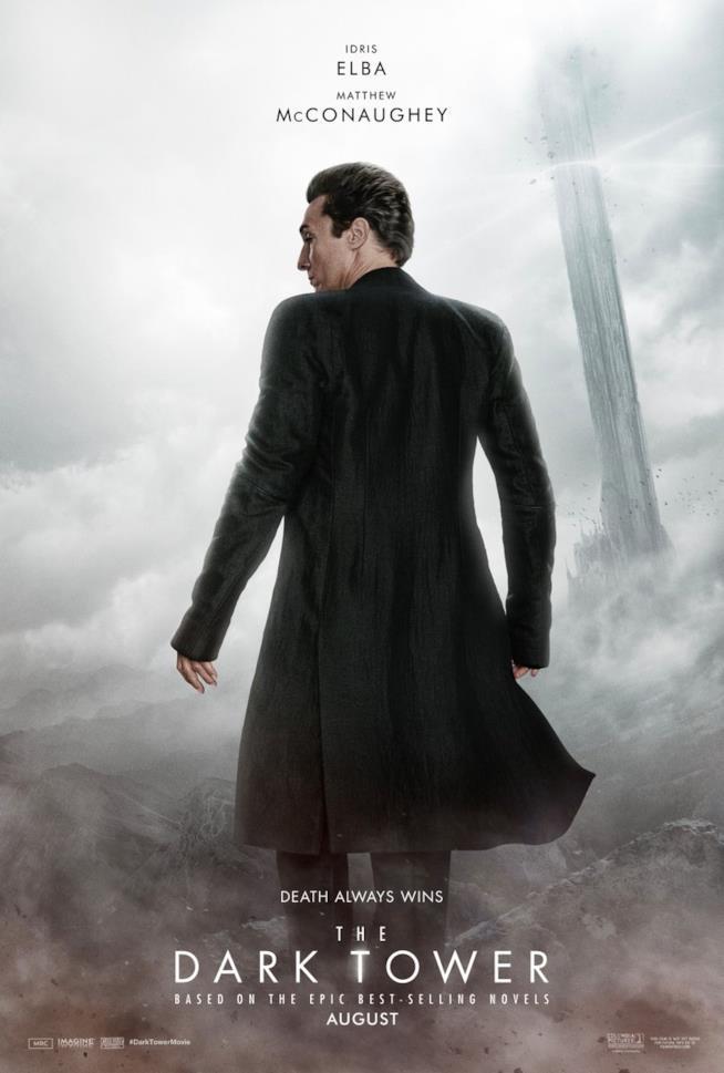 Poster de La Torre Nera