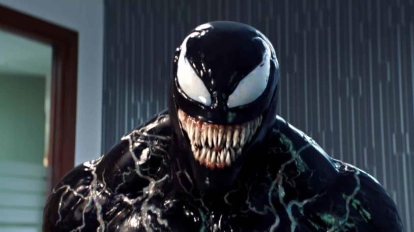 Una sequenza tratta da Venom