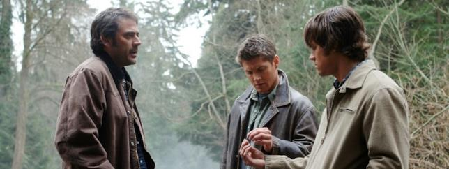 Sam e Dean parlano con John