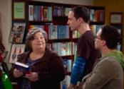 Jane Galloway Heitz insieme a Jim Parsons
