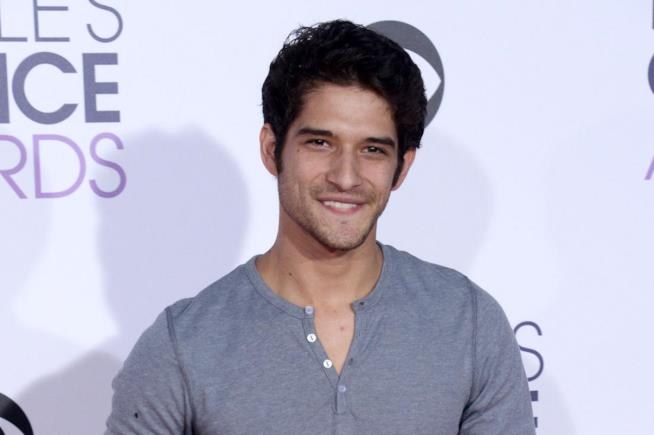 L'attore Tyler Posey