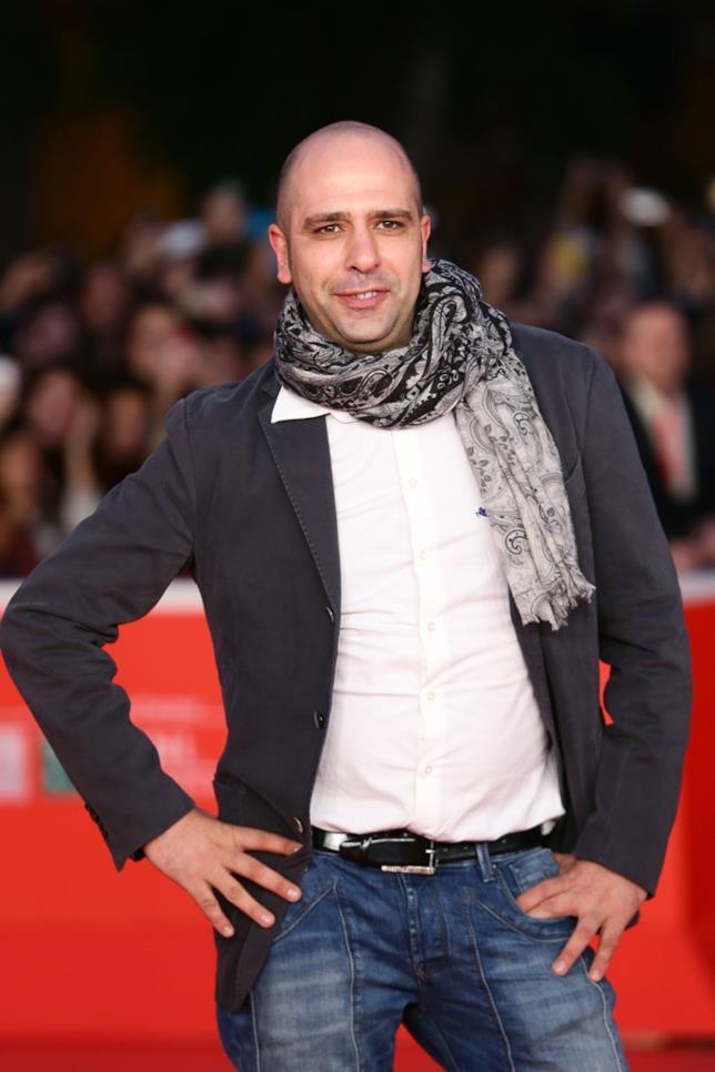 L'attore comico Checco Zalone