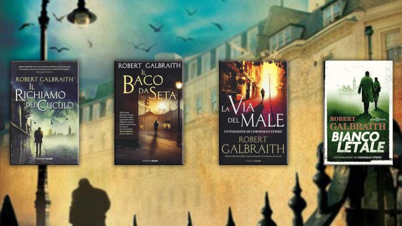 Tutti i libri di Robert Galbraith