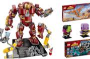 LEGO aggiorna la linea Marvel Super Heroes con nuovi e imperdibili set