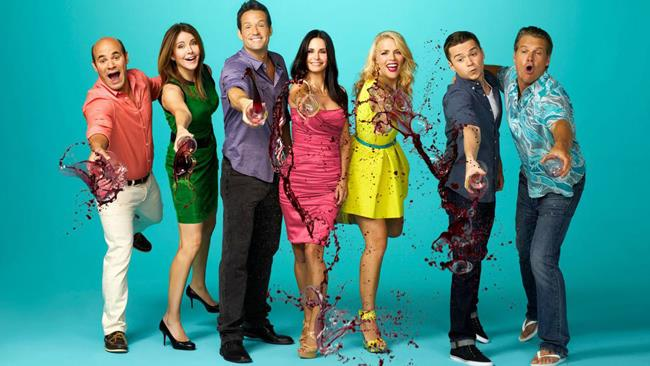 Cougar Town con Courtney Cox