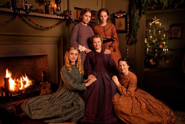 Piccole Donne nell'adattamento BBC Little Woman