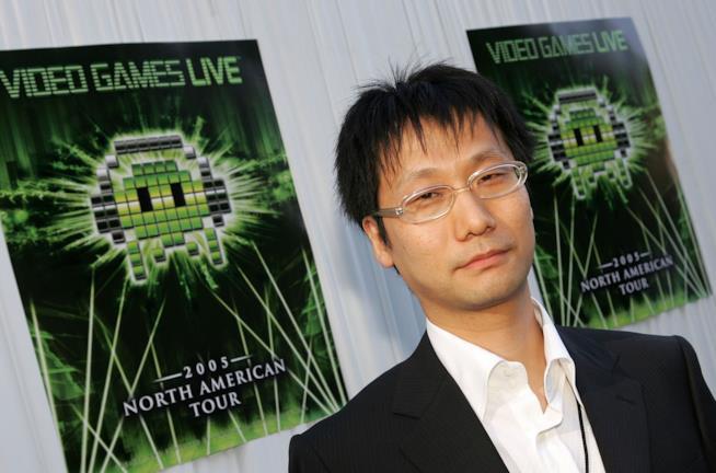 Hideo Kojima, Game Designer e creatore di Metal Gear Solid