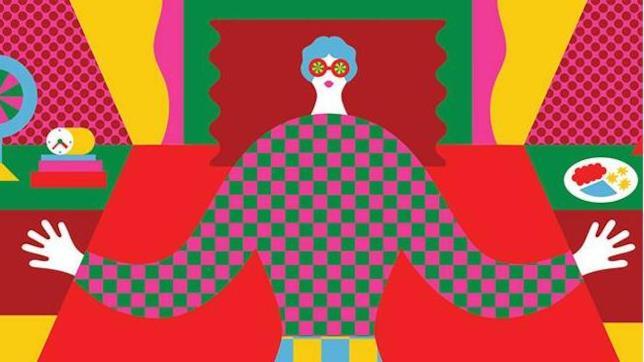 Olimpia Zagnoli è una delle illustratrici del nuovo libro di Camilleri