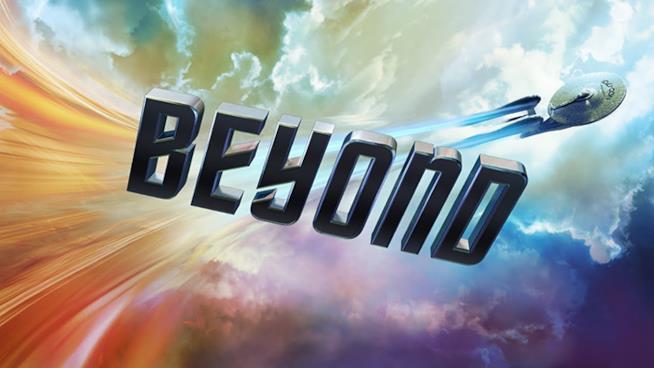 Una locandina di Star Trek Beyond