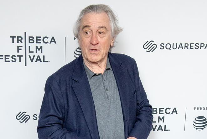 Robert De Niro al Tribeca Film Festival