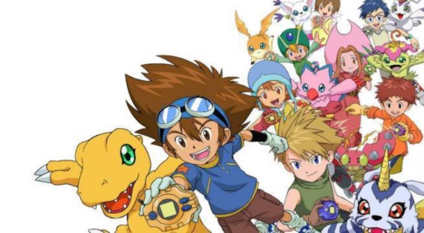 Digimon prima serie