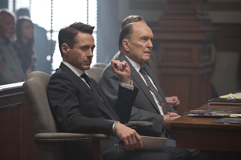 Robert Downey Jr. in The Judge