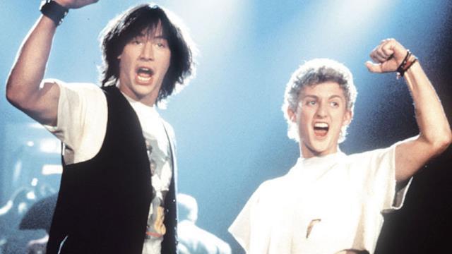 Bill & Ted 3 con Alex Winter e Keanu Reeves inizia le riprese: le novità sul film