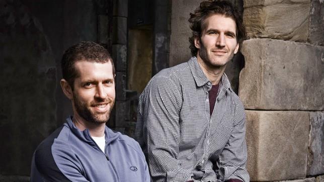 David Benioff e D.B. Weiss, creatori del celebre show HBO Game of Thrones