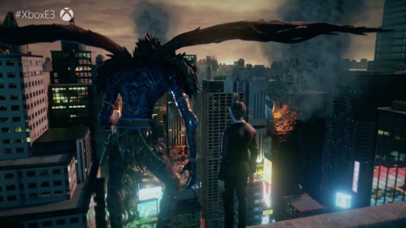 Jump Force Light e Ryuk E3