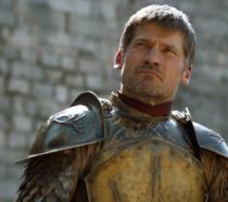 Jaime Lannister, uno dei protagonisti di Game of Thrones