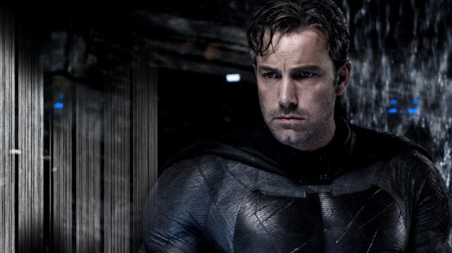 Ben Affleck in Batman v Superman