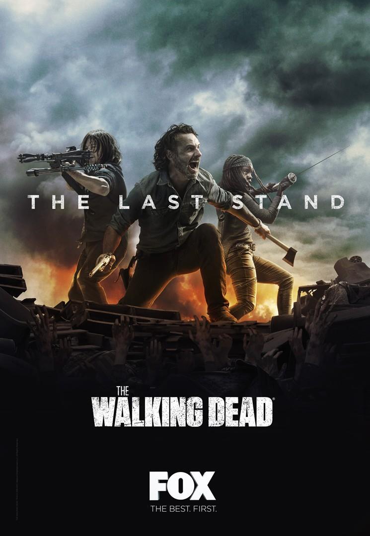 The Walking Dead Staffel 6 Folge 11