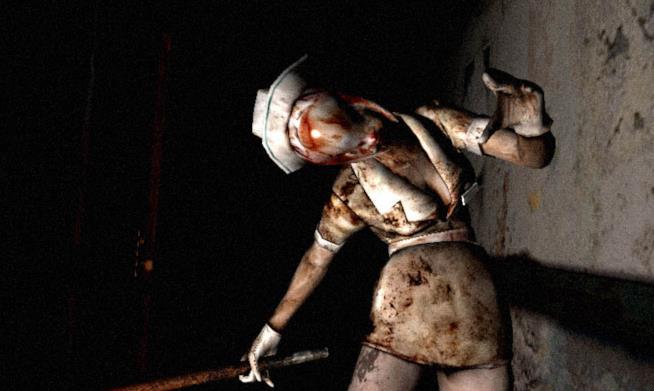 Infermiera di Silent Hills