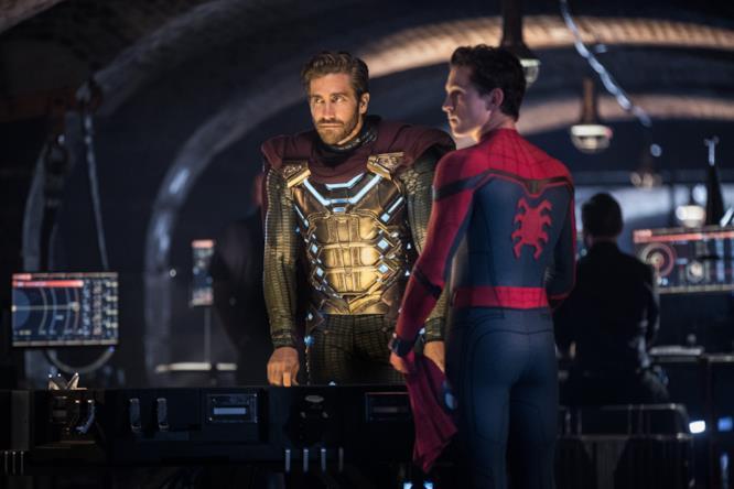 Mysterio e Spider-Man: il team-up inatteso di Far From Home