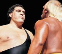 L'epica faida fra André the Giant e Hulk Hogan