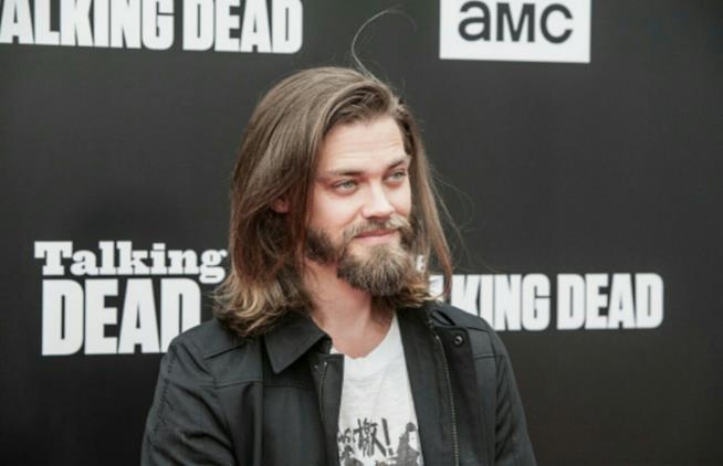 L'attore Tom Payne interpreta Jesus in The Walking Dead