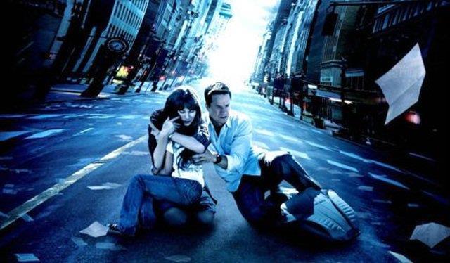 Un'immagine promozionale del film E venne il giorno