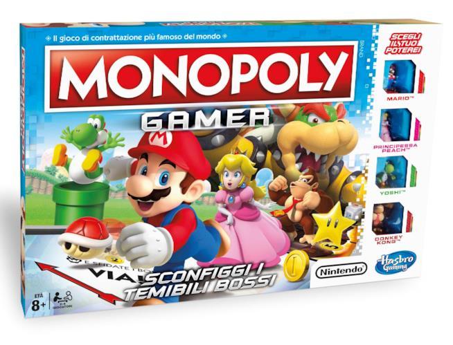 Monopoly Gamer è dedicato a Super Mario