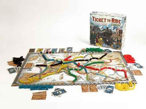Il gioco Ticket to Ride