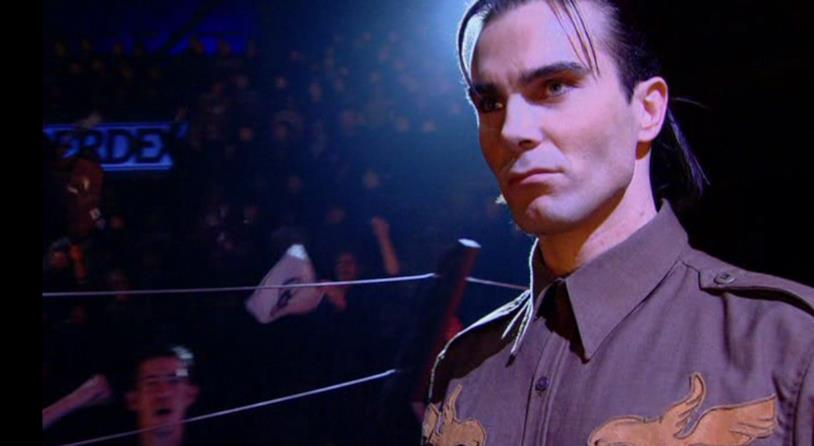 Anton Kasabov nel film Tekken del 2010