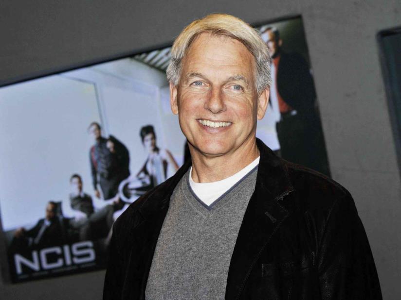 L'attore Mark Harmon, interprete di Jethro Gibbs in N.C.I.S.