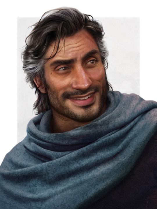 Il padre di Aladdin