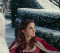 Emma Watson e l'emozione di essere Bella ne La Bella e la Bestia