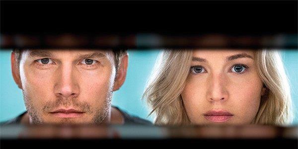 Trailer ufficiale di Passengers con Jennifer Lawrence e Chris Pratt