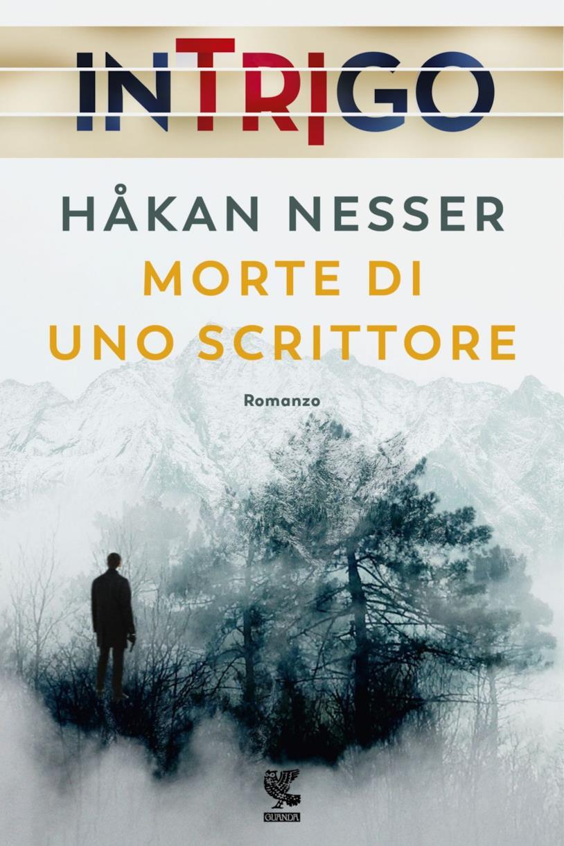 La copertina di Morte di uno scrittore