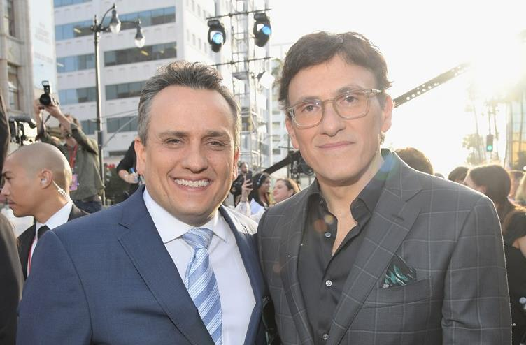 Joe ed Anthony Russo alla prima di Avengers: Infinity War