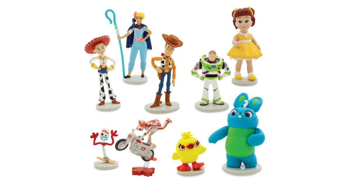Toy Story 4: i nuovi giocattoli a tema in arrivo insieme al film